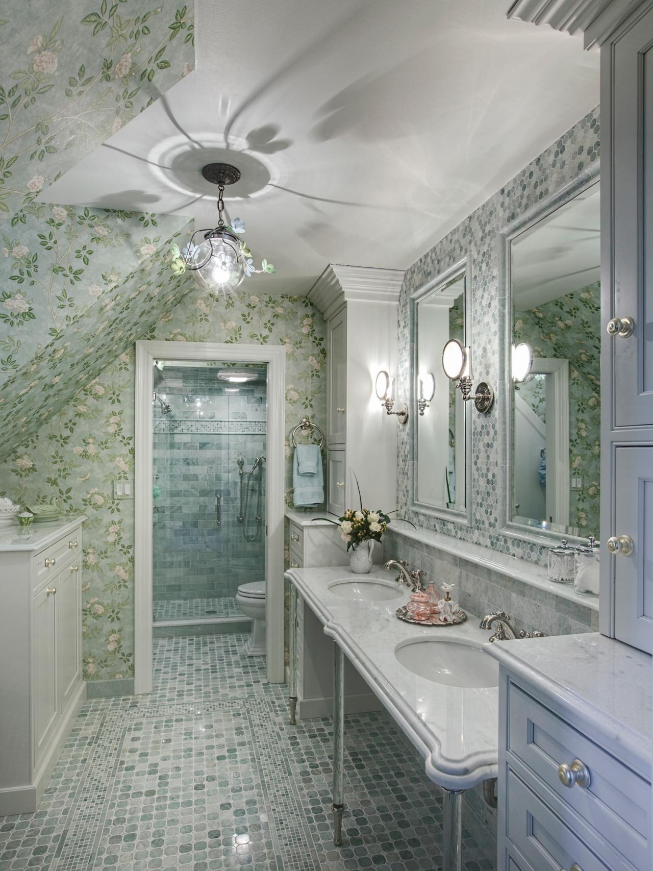 15 Romantic Bathroom Designs Diy Bathroom Ideas Vanities Cabinets Mirrors More Diy