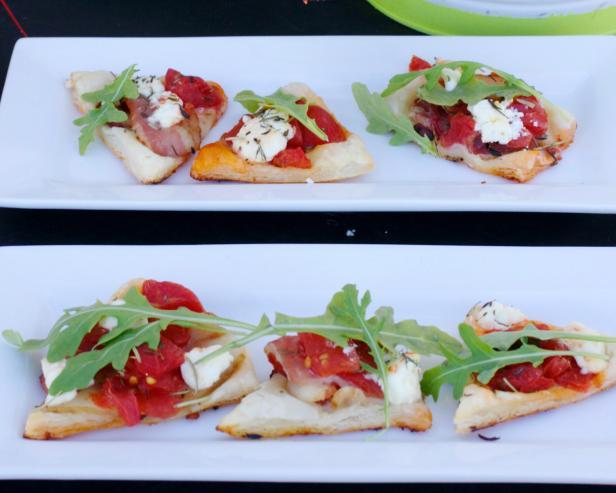CI-Manvi-Droni_tomato-goat-bacon-cheese-puffs-triangles_4x3