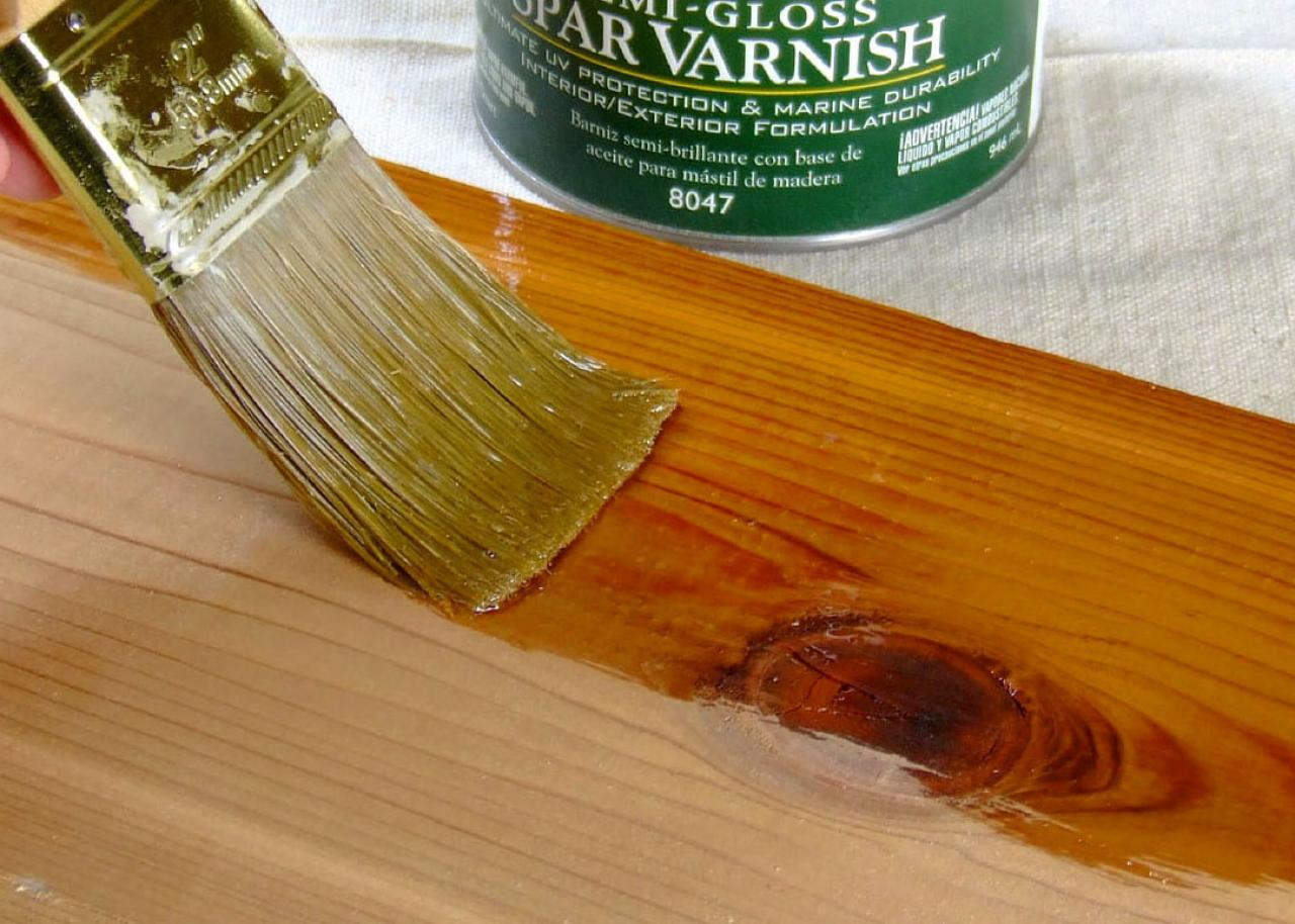 What 39 S The Difference Between Polyurethane Varnish Shellac And Lacquer Diy