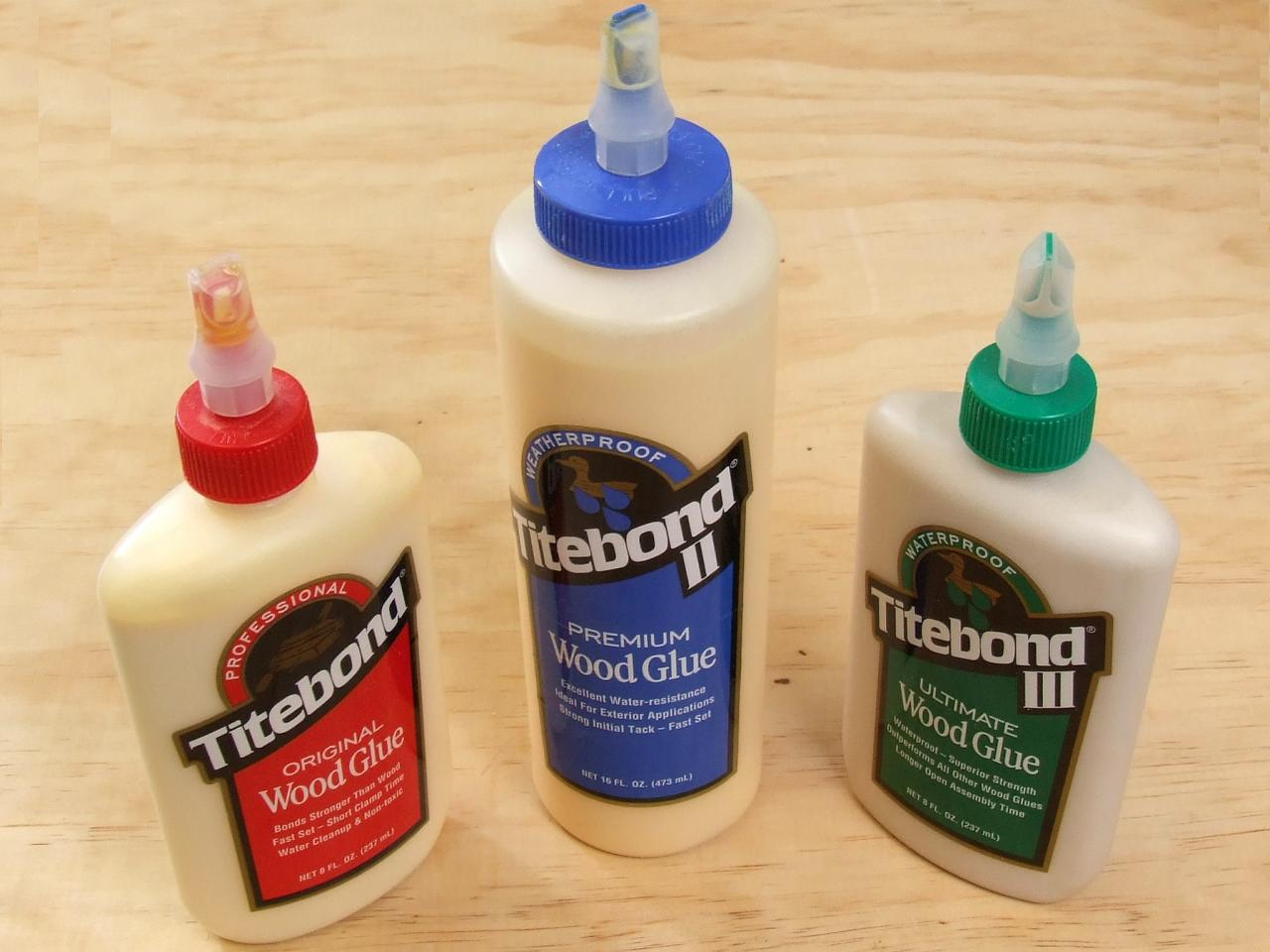 Stick and Seal: The Basics of Adhesives, Glue and Caulk | DIY