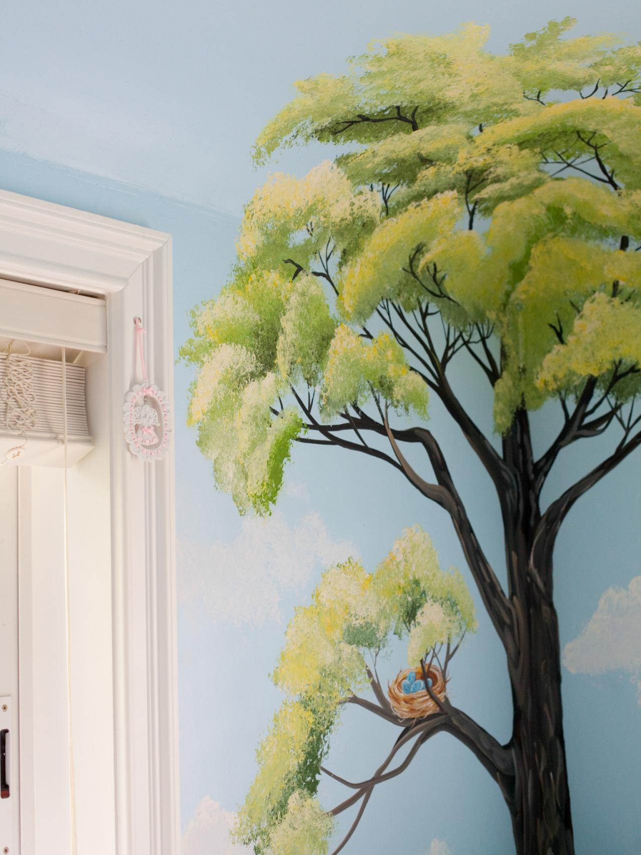 Tips and tricks for creating wall murals in a kid 39 s room diy for Creating a mural