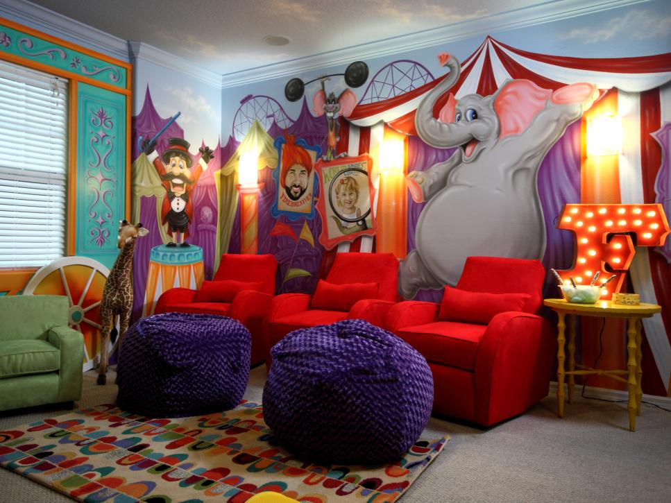 Decorating Ideas For Fun Playrooms And Kids 39 Bedrooms Diy
