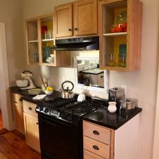 Rehab Addict: 4th Street- Kitchen Cabinets