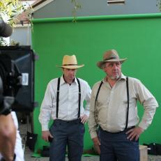Amish TV Stars