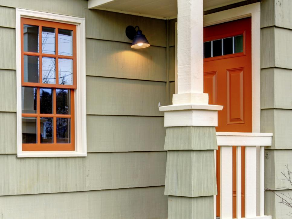 Tips and tricks for painting a home 39 s exterior diy - Exterior white trim paint pict ...