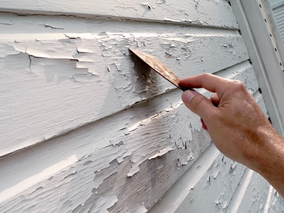 Tips and tricks for painting a home 39 s exterior diy for Decapage de meuble