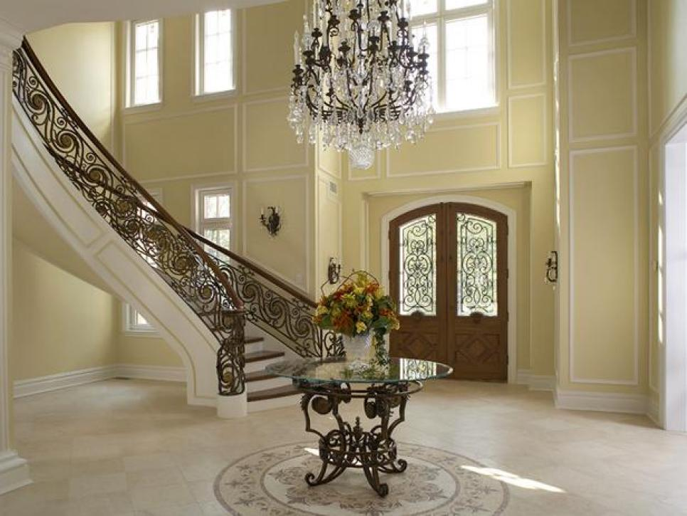 Elegant Entryways 13 iron staircases ideas | diy