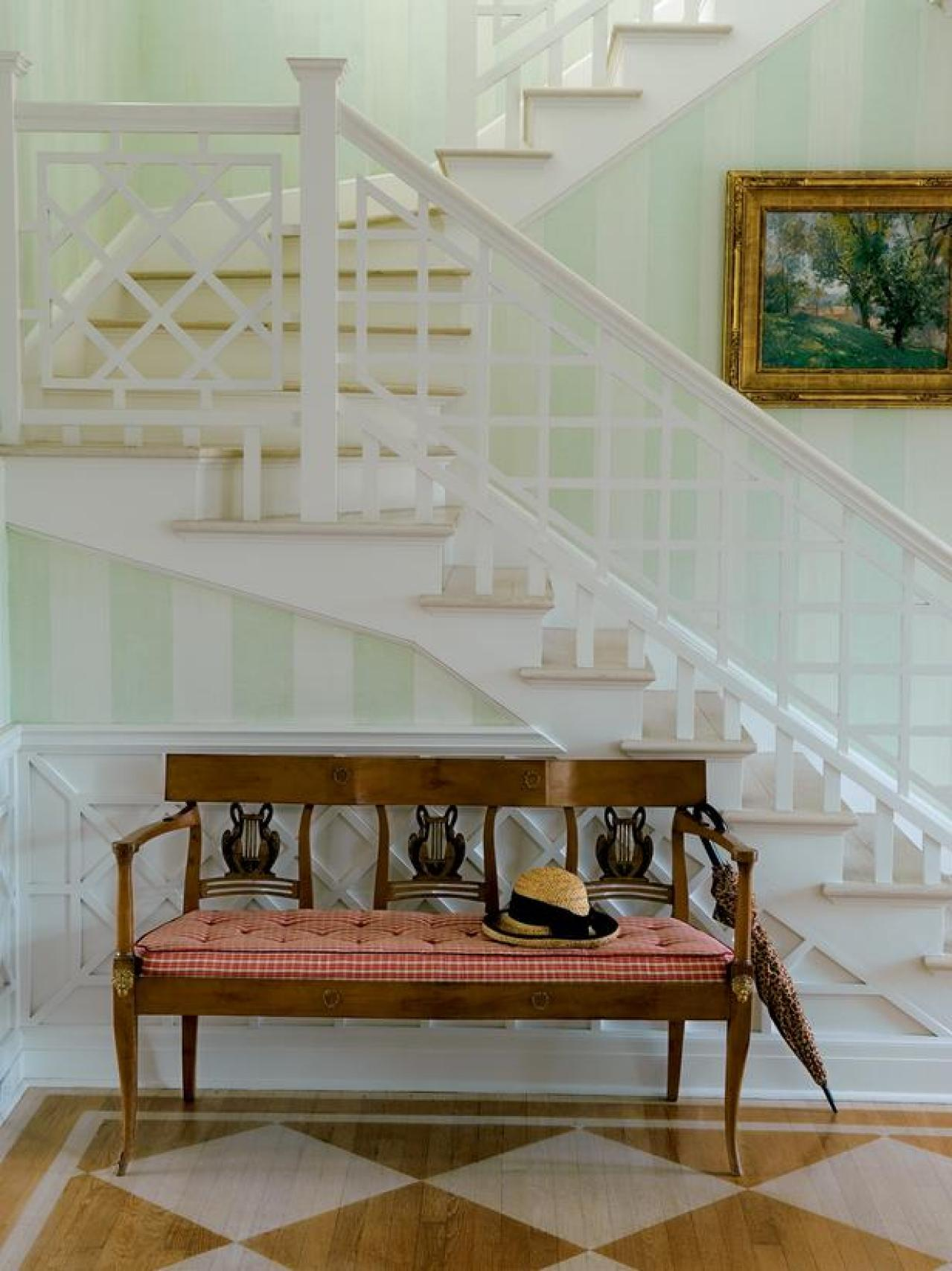 Stunning Staircases: 61 Styles, Ideas and Solutions | DIY Network ...