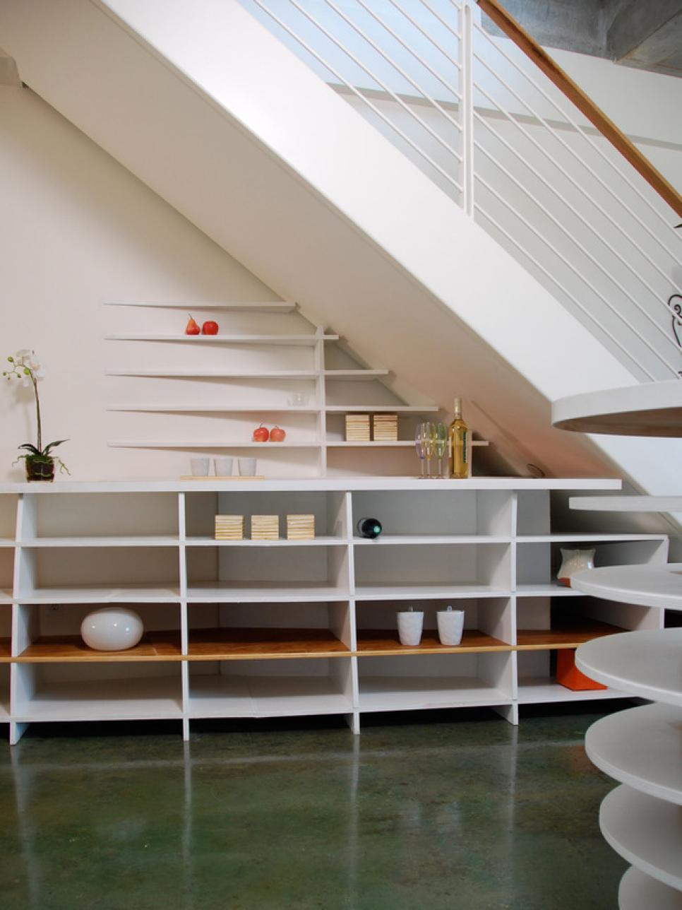 9 Staircase Storage Ideas Diy