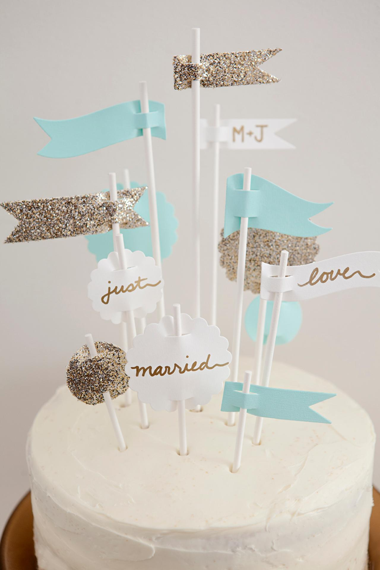 DIY Weddings: Cake Topper Ideas and Projects ...