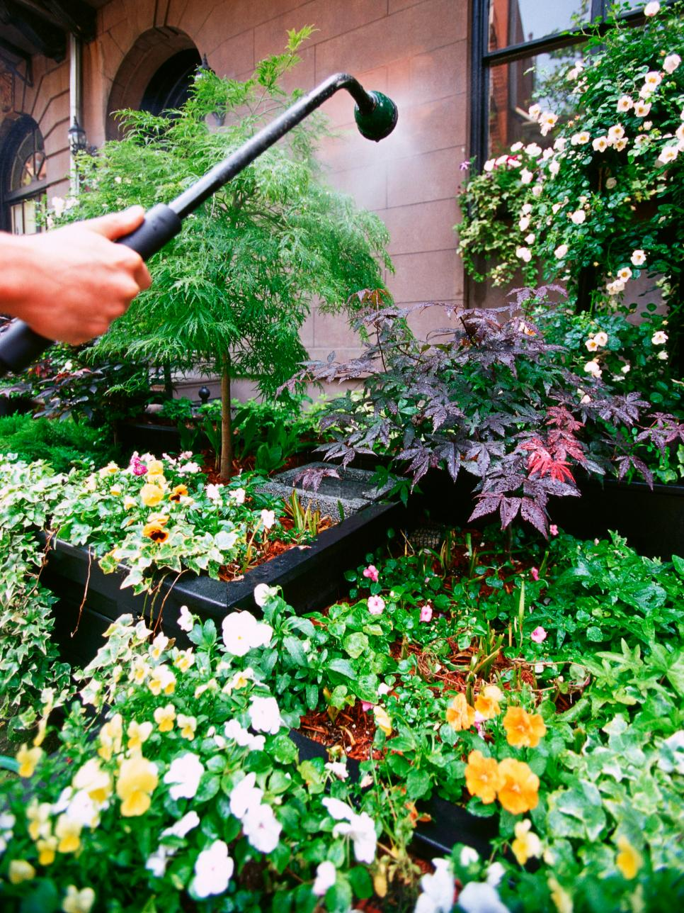 Landscaping Diy Guides : Care and maintenance for hoses sprinklers diy