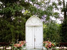 Beautiful Wedding Altars And Aisles 14 Photos