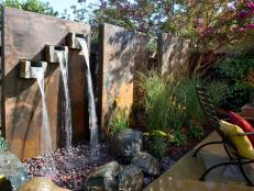 Yard Crashers: Water-Feature Wonderland - Steel