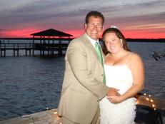 CI-Logan-Mock-Bunting_Meg-Caswell-wedding-sunset-dock_h
