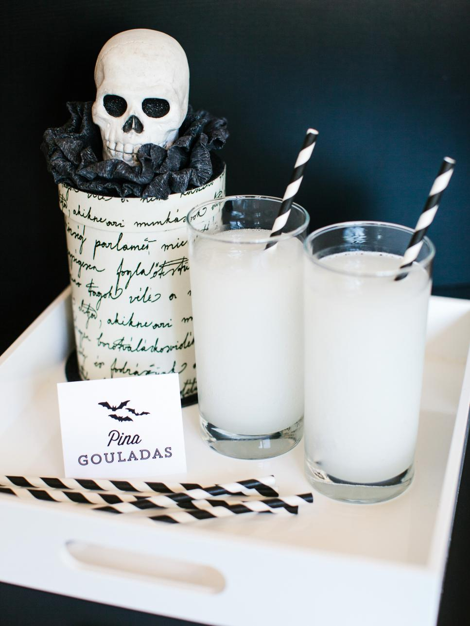 Halloween Drink Recipes | DIY