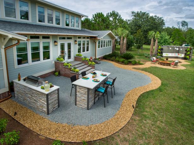 Modren Outdoor Patio Ideas Diy Bar Or In Design Inspiration