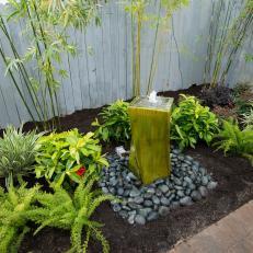 Yard Crashers: Ceramic Water Feature