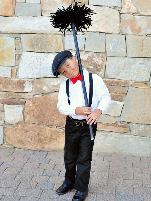 Chimney Sweep Halloween Costume