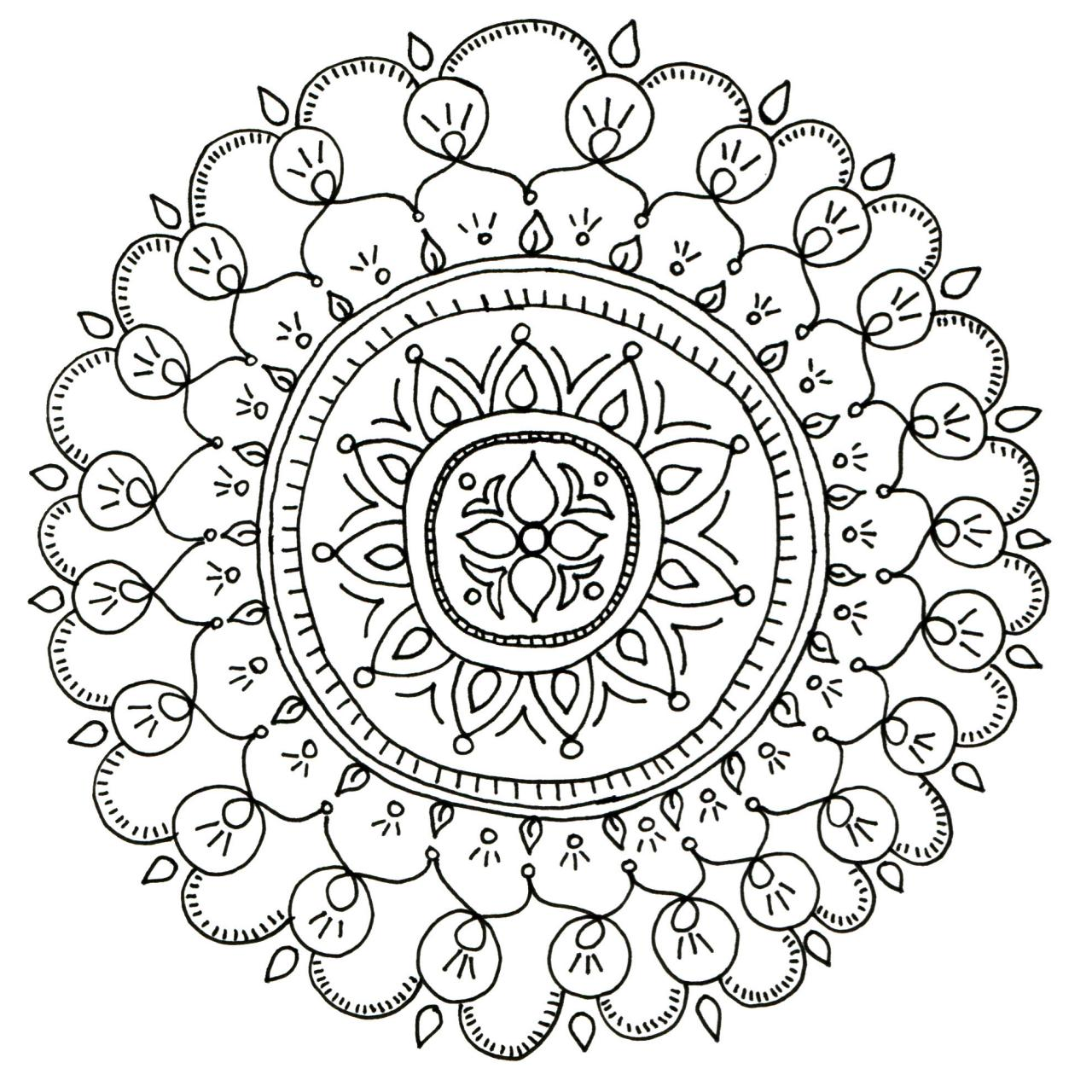 coloring book for adults mandala jump on the adult coloring trend with these essentials