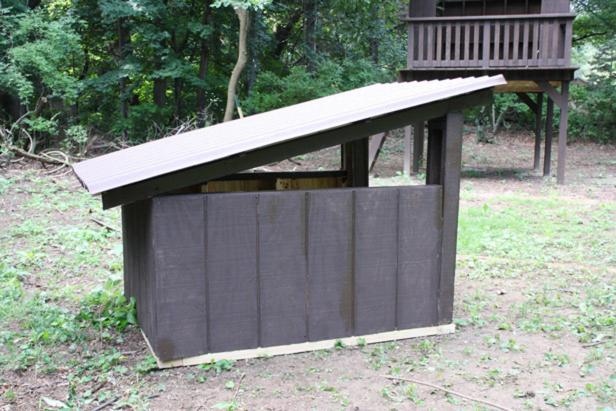 How To Build A Modern Dog House How Tos Diy