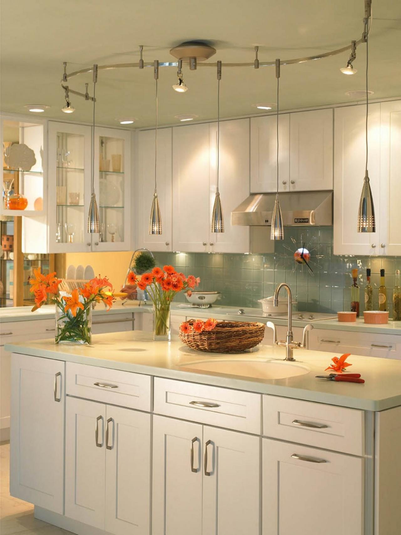 Light Fixture Kitchen Kitchen Lighting Design Tips Diy