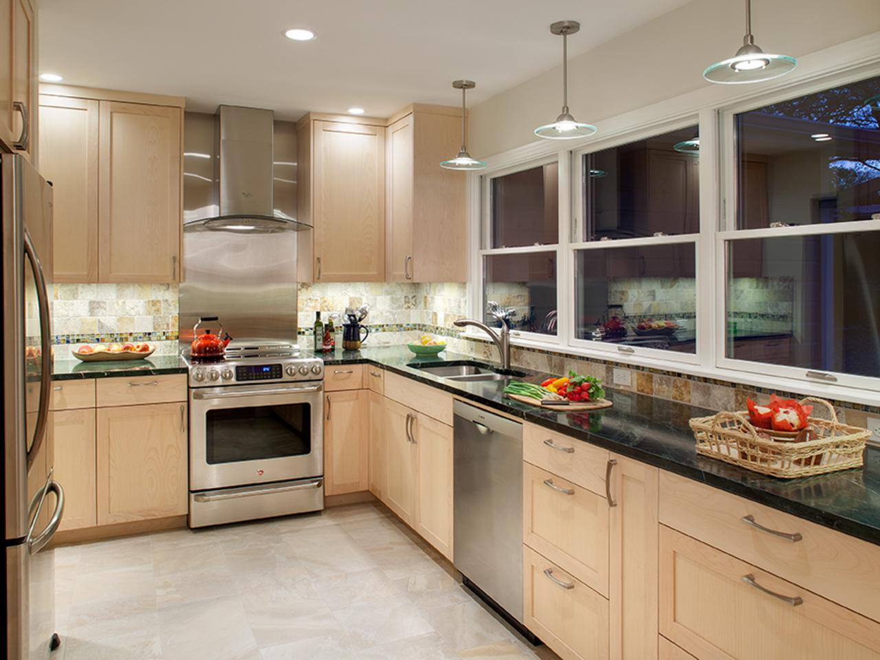 Undercounter Kitchen Lighting Under Cabinet Lighting Choices Diy