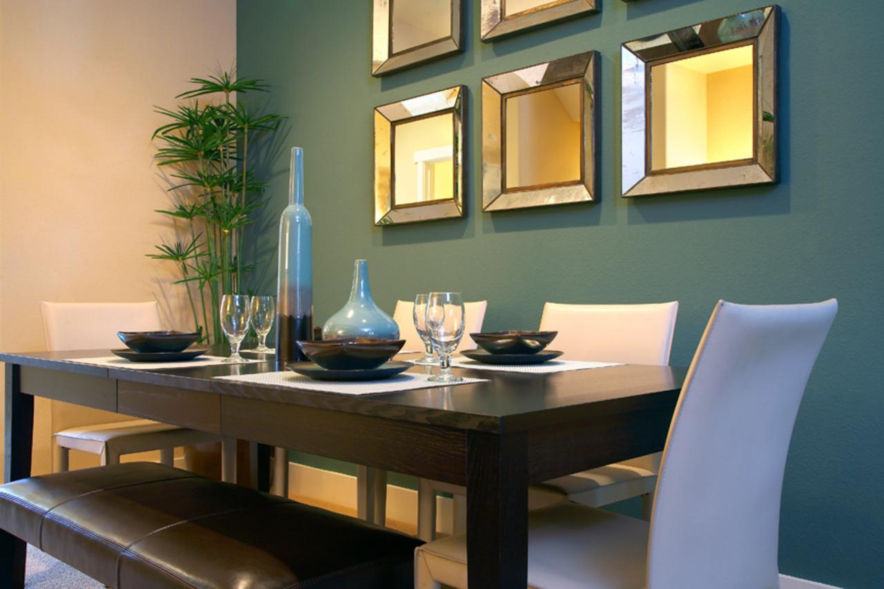 How to choose a wall color diy for What to put on dining room walls