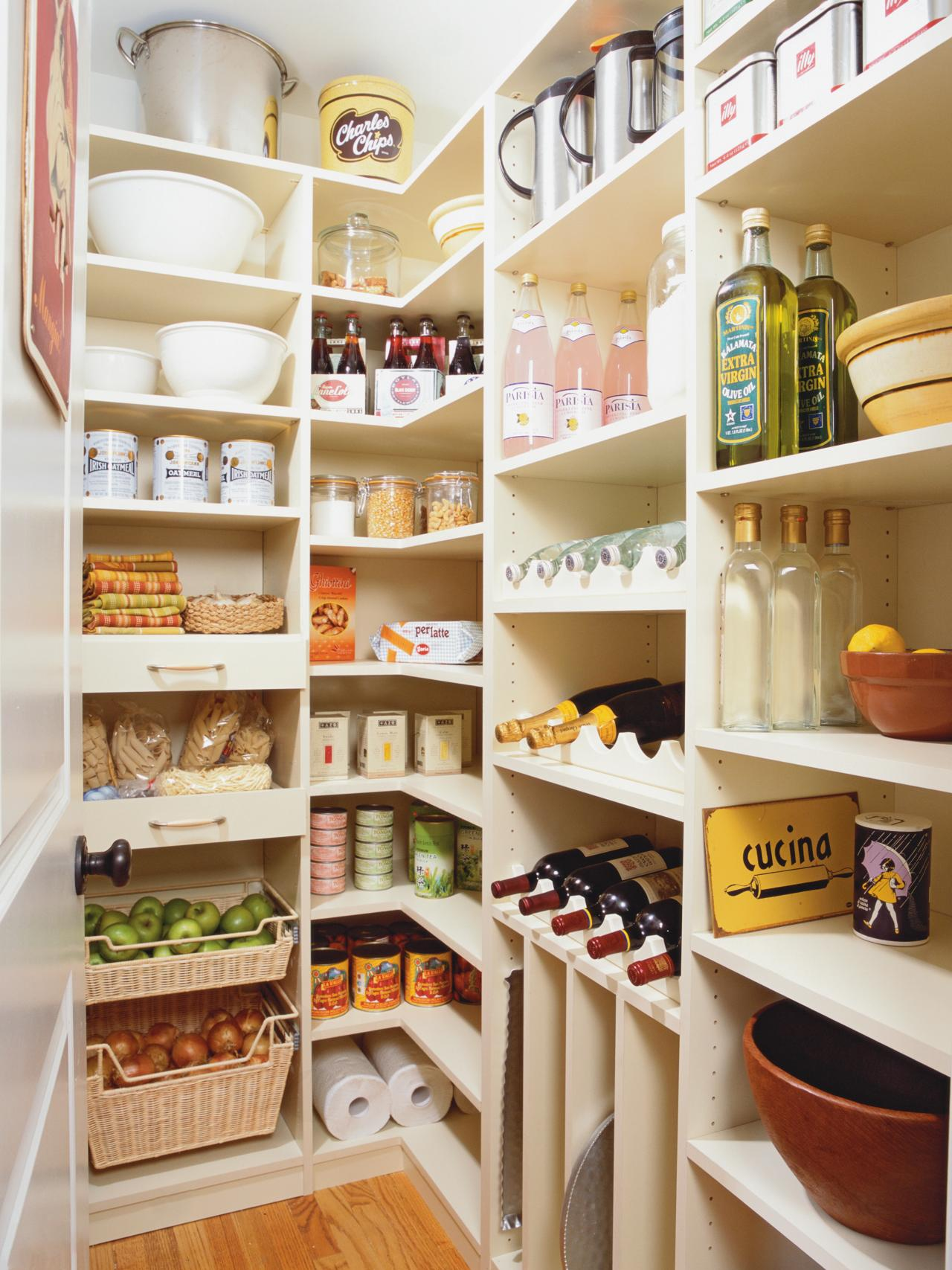 Kitchen Store Room Adorable Kitchen Storage Ideas  Hgtv Decorating Design