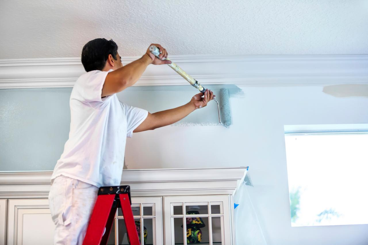 The top 10 ways to paint like a pro diy Best color to paint your house