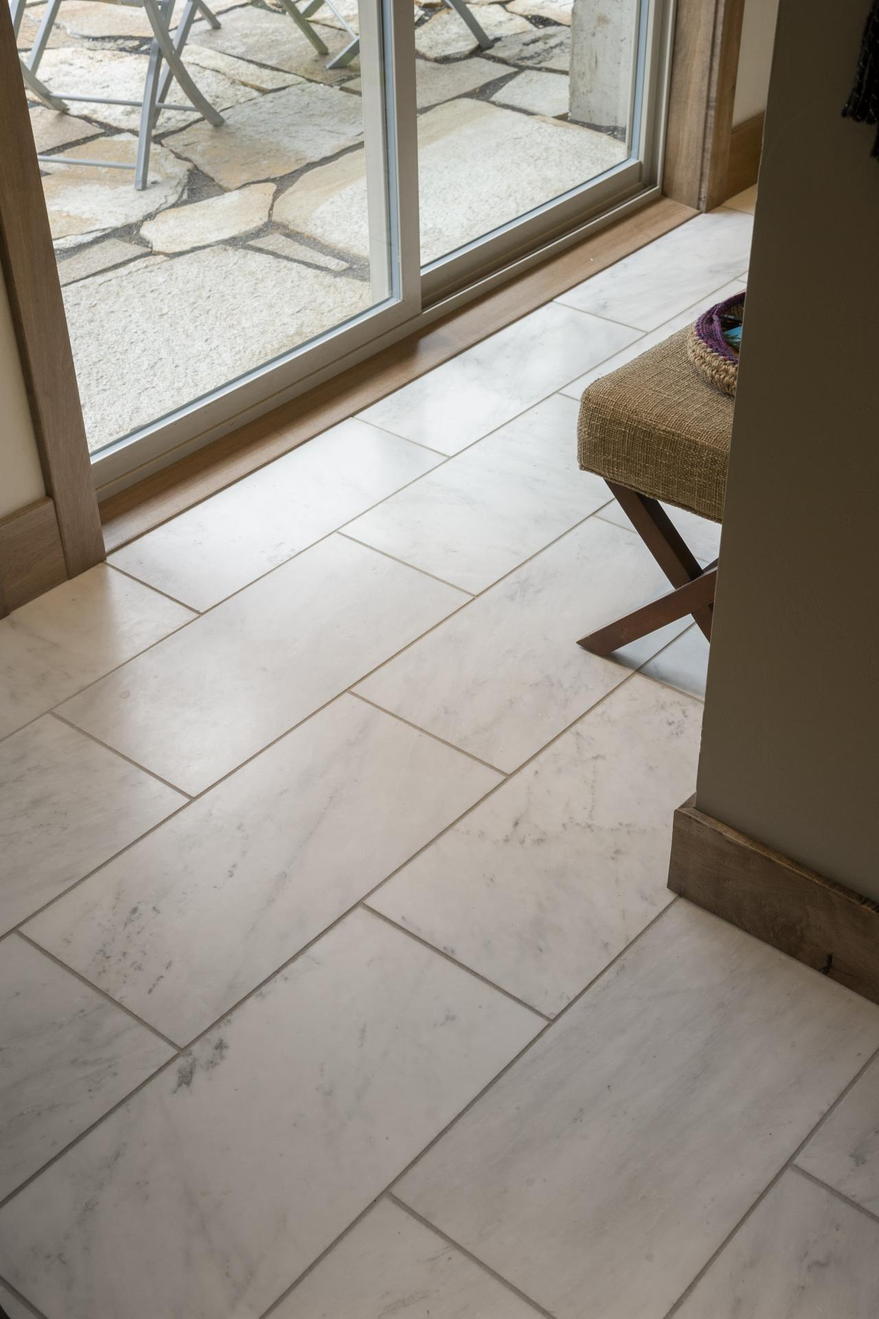 the pros and cons of marble tile