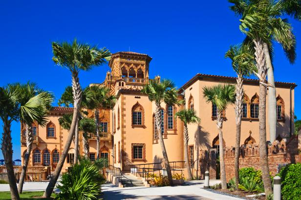 Ringling Mansion - Sarasota