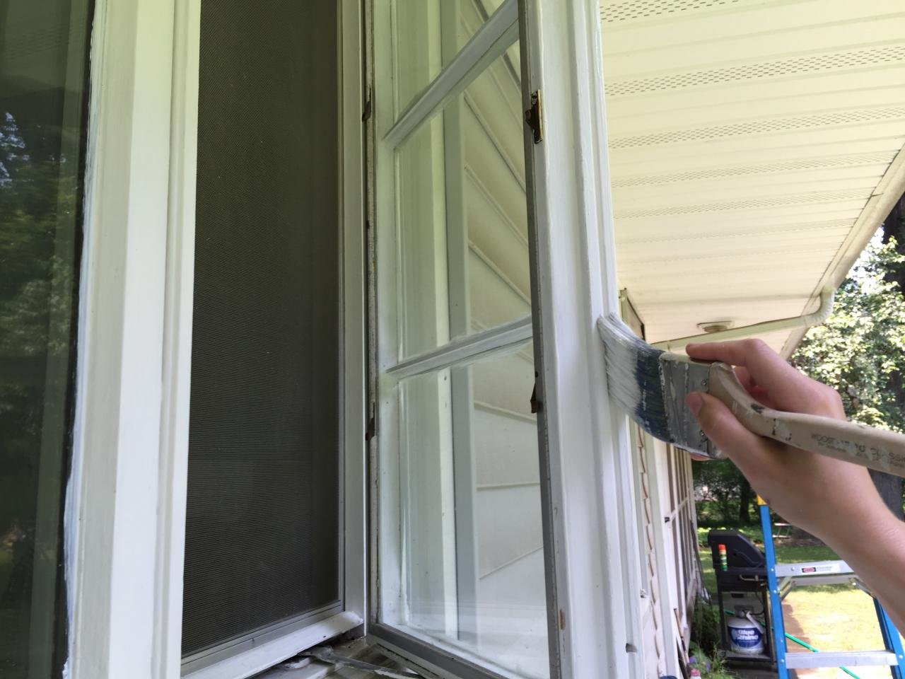 Diy paint house exterior