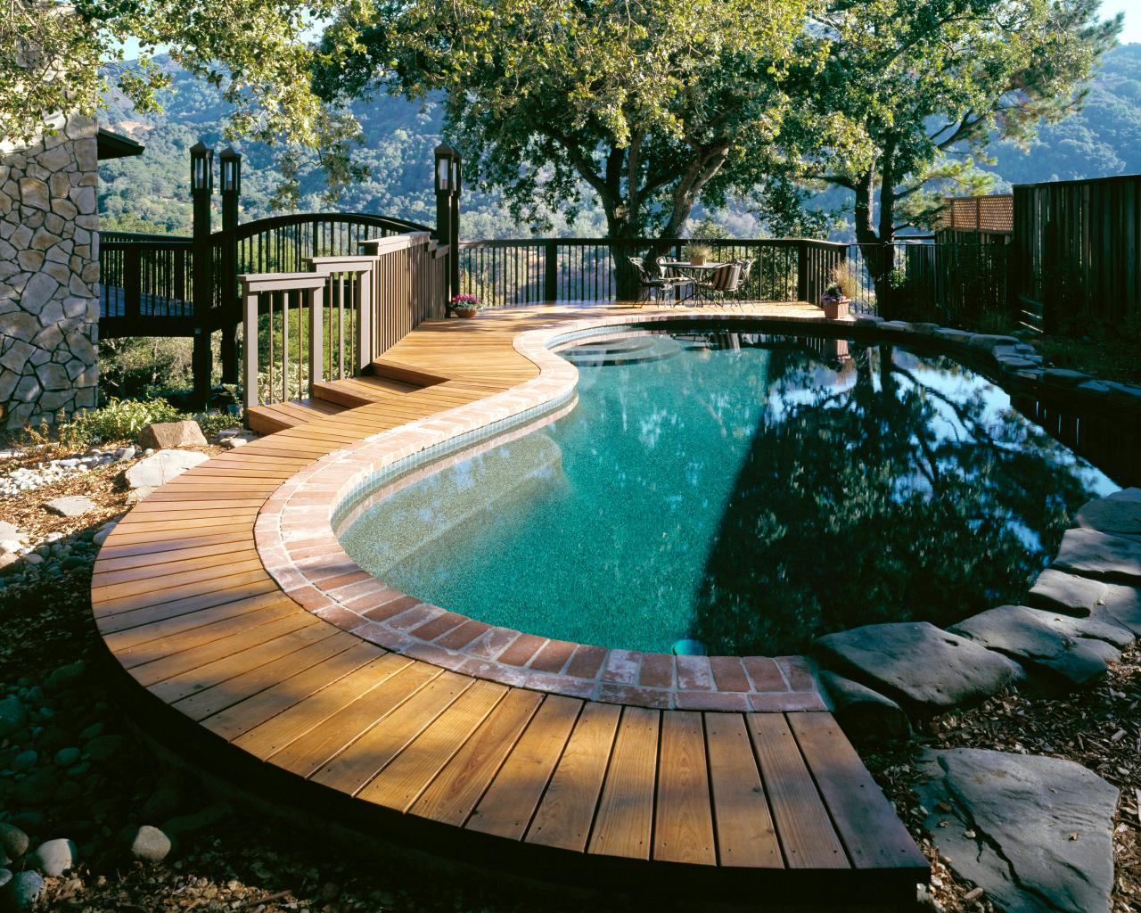 Pool Deck Designs And Options