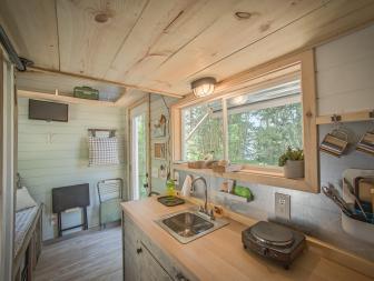 Tiny House Living HGTV