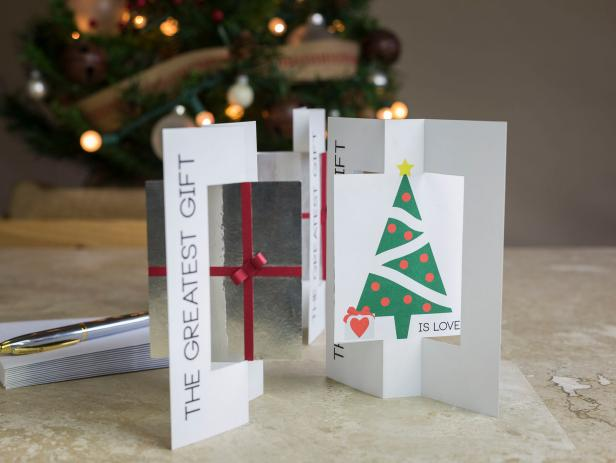 Make a Handmade Holiday Card