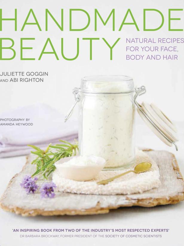 Handmade Beauty Book Cover