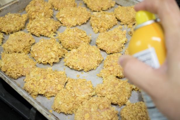 Zucchini Chicken Nuggets for Kids