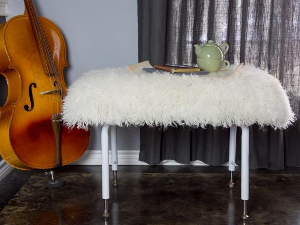 Create a Furry Bench