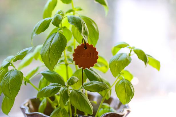 Create Clay Garden Markers