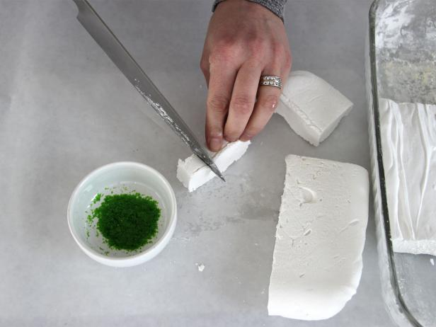 Cut Marshmallows