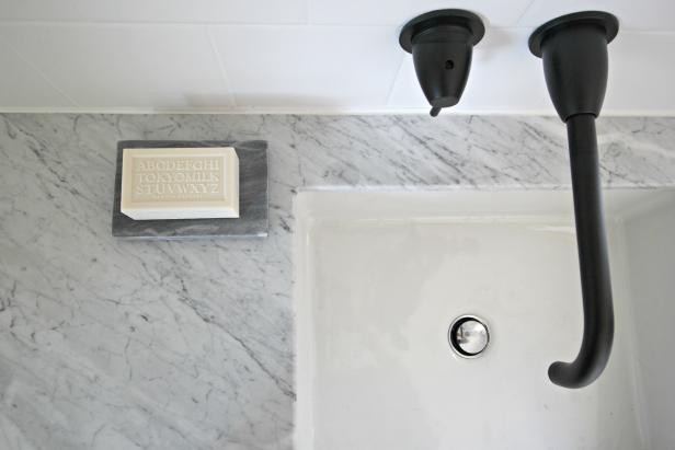 Mid-century Modern Bathroom Vanity