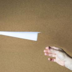 Paper Airplane DIY