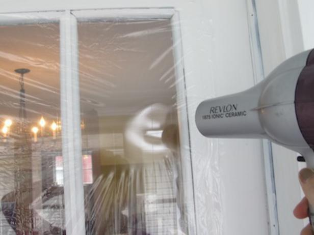 How To Insulate The Glass On Doors Diy Network Blog