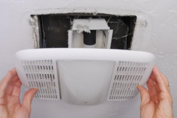 Indoor spring cleaning and home maintenance diy for 3 bathroom vent cover