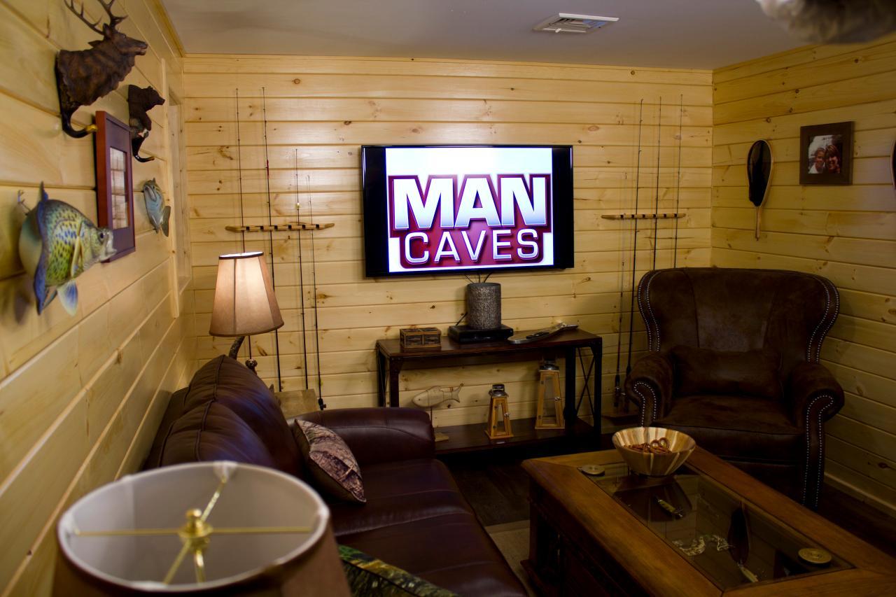 Man Caves Are Ist : Man caves diy