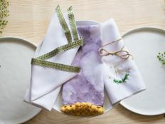 1 Napkin, 3 Ways: What's your favorite style for a wedding napkin?
