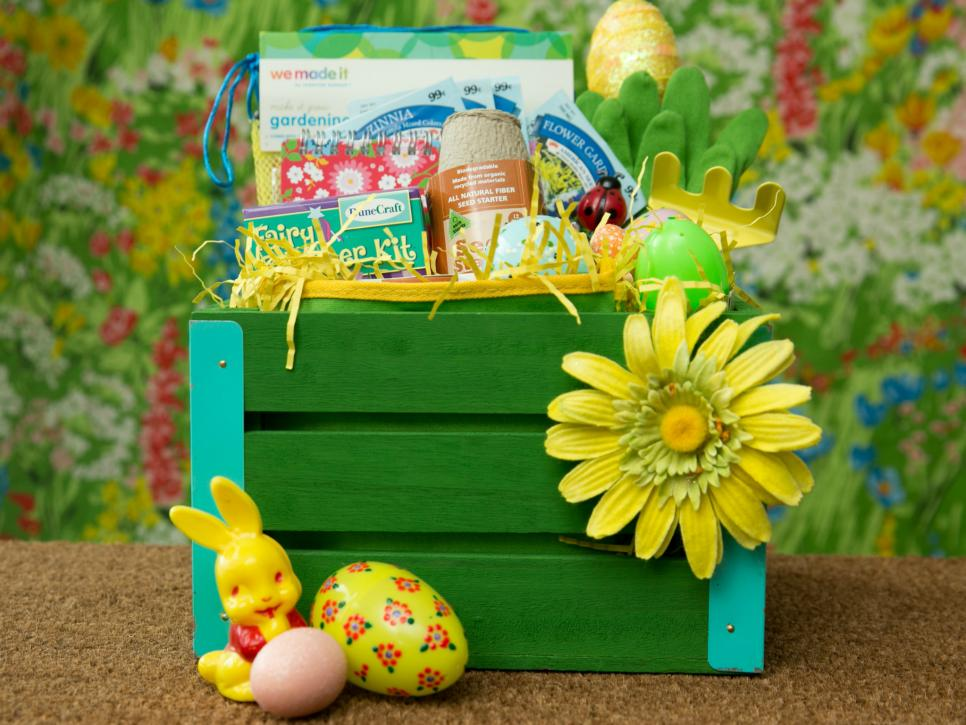 15 Themed Easter Baskets That Arent Filled With Candy