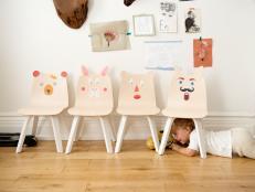 Oeuf for Modern Nursery Design