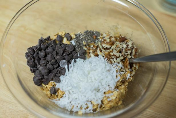 Homemade Protein Balls Ingredients