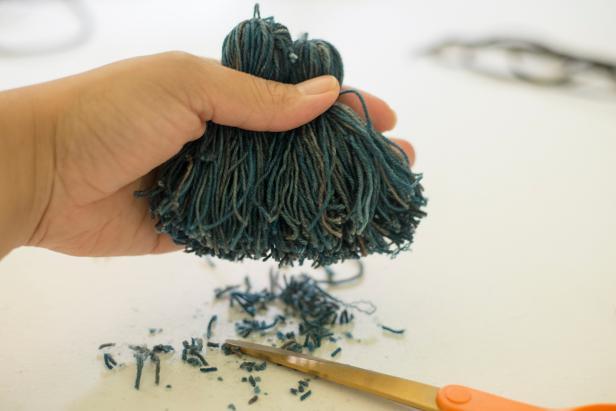 DIY Tassel Tie Backs